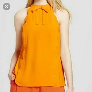 Victoria Beckham for Target  Scalloped top Large